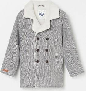 Płaszcz dziecięcy Reserved z wełny