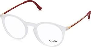Ray-Ban Rayban męskie oprawki okularów 0RX 7132 5783 50, (jaskrawo przezroczyste)
