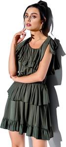 Zielona sukienka Lemoniade mini