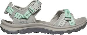 Srebrne sandały Keen
