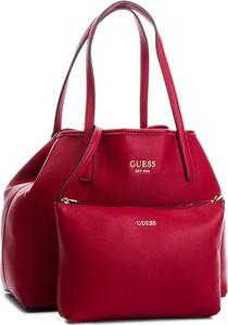 Czerwona torebka Guess