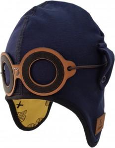 Granatowa czapka Bexa