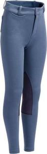 Niebieskie spodnie dziecięce Fouganza