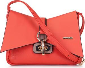 42159106acf92 torebka czerwono granatowa. - stylowo i modnie z Allani