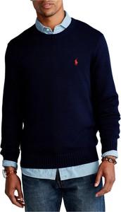 Sweter POLO RALPH LAUREN z wełny z okrągłym dekoltem w stylu casual