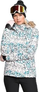 Kurtka Roxy z kapturem krótka w stylu casual