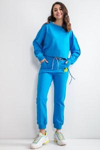 Niebieski dres Fobya