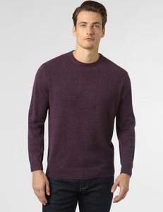 Fioletowy sweter Andrew James z kaszmiru