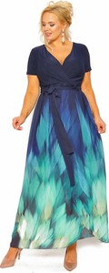 Sukienka Sukienki M&M z krótkim rękawem