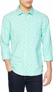 Koszula amazon.de z nadrukiem z długim rękawem
