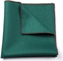 Zielona poszetka R3s Men`s Accessories