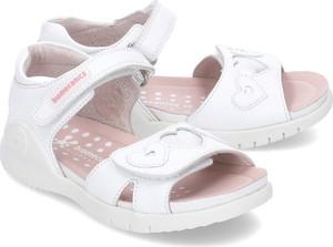 Buty dziecięce letnie BIOMECANICS na rzepy