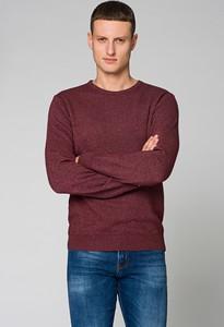 Czerwony sweter LANCERTO z kaszmiru
