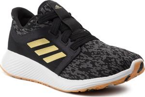 Buty sportowe Adidas sznurowane na platformie
