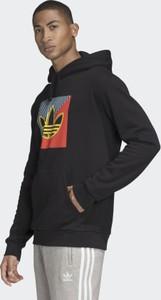 bluza adidas z logo na plecach stt