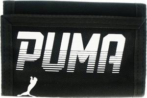 Czarny portfel Puma