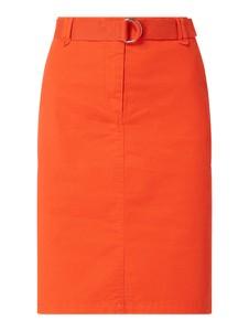 Spódnica Christian Berg Women mini z bawełny