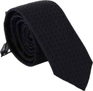 Niebieski krawat Dolce & Gabbana