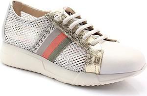 Sneakersy Hispanitas sznurowane na platformie