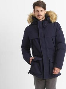 Niebieska kurtka Napapijri w stylu casual