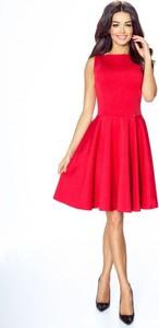Czerwona sukienka Dejmieto