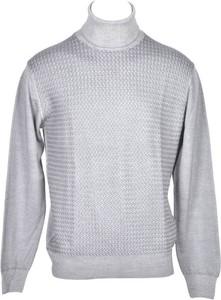 Sweter Fradi z golfem z wełny