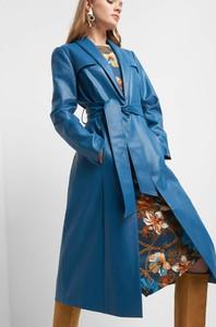 Niebieski płaszcz ORSAY