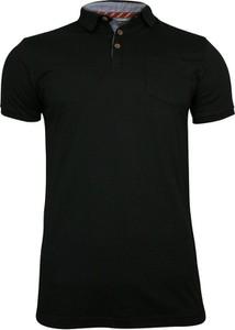 Koszulka polo Brave Soul w stylu casual z krótkim rękawem