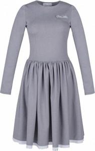 Sukienka Kasia Miciak design z długim rękawem mini