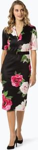 Sukienka Ted Baker w stylu casual z krótkim rękawem z dekoltem w kształcie litery v