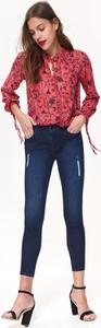 Spodnie Top Secret z jeansu