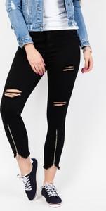 Jeansy Olika z jeansu w stylu casual