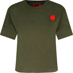 T-shirt Max & Co. z okrągłym dekoltem w stylu casual