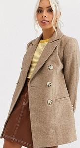 Brązowy płaszcz Glamorous