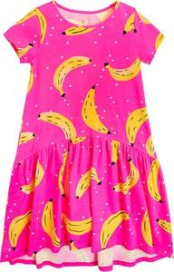 Różowa sukienka dziewczęca Cool Club