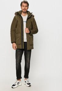 Płaszcz męski Jack & Jones z tkaniny w stylu casual