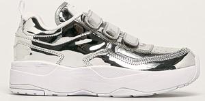 Buty sportowe DC Shoes sznurowane na platformie