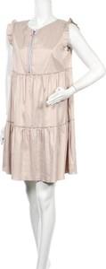 Sukienka Happymum bez rękawów mini