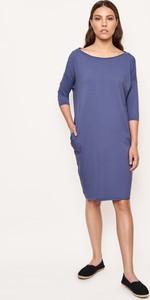 Niebieska sukienka Byinsomnia