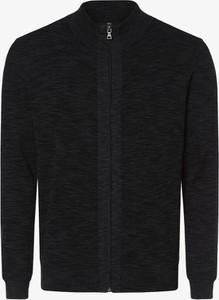 Granatowy sweter Nils Sundström