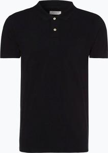 Niebieska koszulka polo Dstrezzed w stylu casual