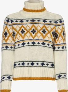 Sweter Pepe Jeans z nadrukiem