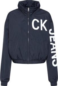 Kurtka Calvin Klein z tkaniny krótka