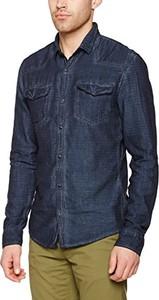 Niebieska koszula q/s designed by - s.oliver