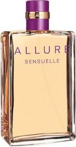 Chanel Allure Sensuelle Woda Toaletowa 100ml TESTER + GRATIS