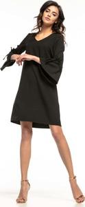Sukienka Tessita z długim rękawem midi