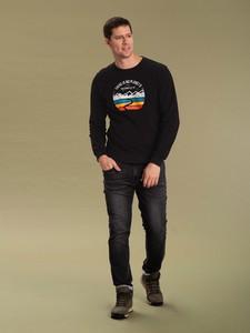 Bluza volcano.pl w młodzieżowym stylu z bawełny