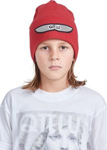 Czerwona czapka Robert Kupisz