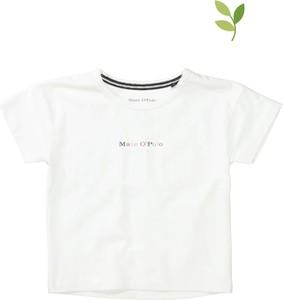 Bluzka dziecięca Marc O'Polo z krótkim rękawem dla dziewczynek