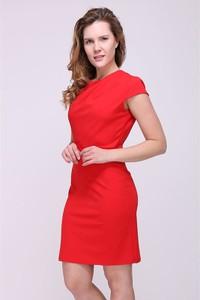 Czerwona sukienka Chic & Pretty